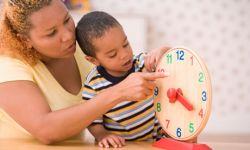 Tips Ajari Si Kecil Menghargai Waktu