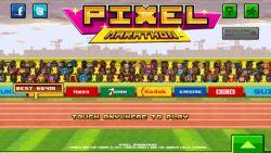 Tinker Games Rilis Game Mobile Terbaru Berjudul Pixel Marathon di App Store