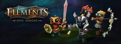Gamevil Hadirkan Closed Beta Test untuk Game Elements: Epic Heroes
