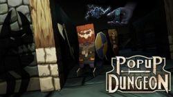 Game Roguelike RPG Popup Dungeon Berhasil Galang Dana di Kickstarter