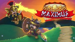 Glorious Maximus, Game Pertempuran Gladiator untuk iOS dan Android