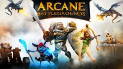 Spacetime Games Rilis Arcane Battlegrounds di Google Play