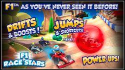 F1 Race Stars Sudah Tersedia di App Store