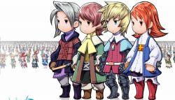 Tanggal Rilis Final Fantasy III untuk PC Dikonfirmasi