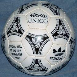 Sejarah Bola Bola Resmi yang Dipakai di Piala Dunia - Bagian 2