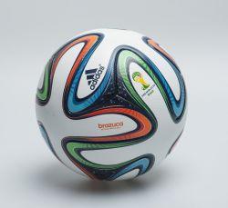 Mengenal Lebih Jauh Brazuca, Bola Resmi Piala Dunia 2014