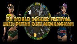Hadirnya PB World Soccer Festival 2014 Season 2 dengan Hadiah 2 Tiket ke Inggris!