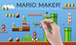 E3 2014 Mario Maker Diumumkan untuk Wii U