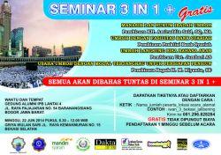 Seminar 3 in 1