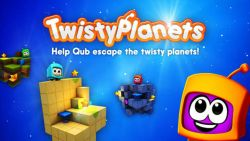 Crescent Moon Games Rilis Twisty Planets di App Store
