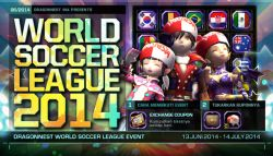 Meriahkan Piala Dunia, Dragon Nest Indonesia Hadirkan World Soccer League Event