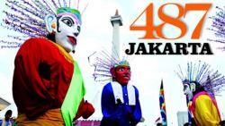 Selamat Ulang Tahun Jakarta yang ke- 487