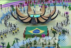 Upacara Pembukaan Piala Dunia 2014