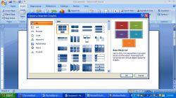 Langkah Membuat Struktur Organisasi dengan Smartart di Microsoft Word