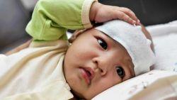 Inilah 3 Tips untuk Meredakan Demam pada Anak