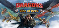 Dragons: Rise of Berk Kini Hadir untuk Pengguna Android