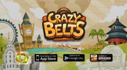 Crazy Belts Sudah Tersedia di App Store dan Google Play
