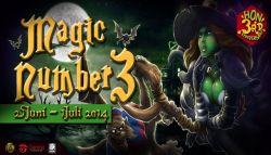 Siapkan Diri untuk Terima Tantangan Magic Number 3 dari Heroes of Newerth Indonesia