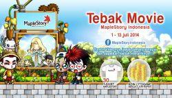 Meramaikan Obt, Maplestory Indonesia Hadirkan Event Tebak Movie!
