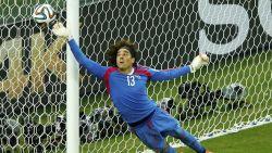 Kiper yang Cemerlang di Piala Dunia 2014