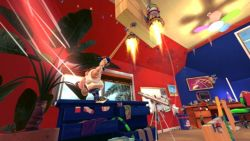 Game Speedrunning Platformer, Action Henk Dirilis di Steam Early Access