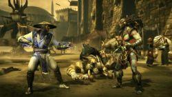 Karakter Raiden Dikonfirmasi Turut Hadir untuk Mortal Kombat X