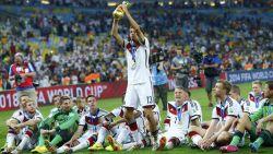 Mario Goetze Antarkan Jerman Juara Dunia
