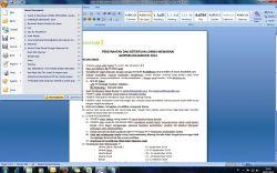 Tips Menghilangkan Mini Toolbar on Selection pada Microsoft Word