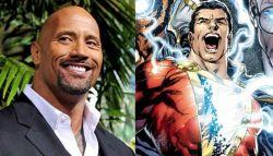 The Rock Akan Memerankan Captain Marvel