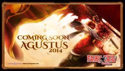 Fairy Tail Online, Mmorpg Berbasis Web Baru Segera Hadir di Indonesia!