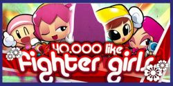Capai 40.000 Like, Crazy Shooter Indonesia Hadirkan Event Fighter Girls