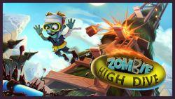 Zombie High Dive, Game Zombie yang Konyol dari Playflame
