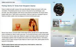 Cara Menambahkan Jam pada Blog