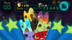 Catblock Blast, Game Puzzle dari Corous360 Hadir di Google Play