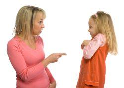 Cara Tepat Menghukum dan Mendidik Anak