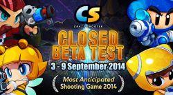Closed Beta Test Crazy Shooter Indonesia Dimulai 3 September 2014
