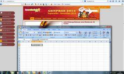 Membuat Tulisan Rata Kanan, Kiri dan Tengah pada Microsoft Excel