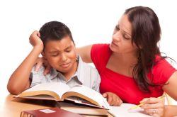 Cara Menyikapi Nilai Rapor Anak Merah