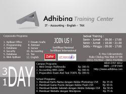 Adhibina Training Centre