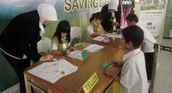 Wuih, Ratusan Siswa SD di Cirebon Terapkan Budaya Menabung