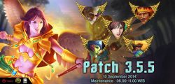 Heroes of Newerth Indonesia: Update Patch Client V3.5.5 Telah Diimplementasikan!