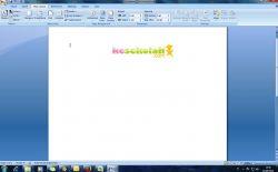 Langkah Membuat Page Border pada MS Word