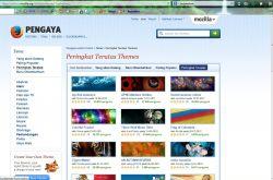 Tips Mengganti Tema Mozilla Firefox