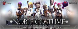 Noble Costume Telah Hadir di Dragon Nest Indonesia