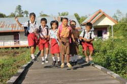 Hak Pendidikan untuk Anak Pedalaman Harus di Samakan