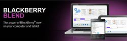 Blackberry Blend, BBM untuk PC Sudah Rilis