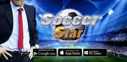 Soccerstar Manager, Game Manager Sepakbola Terbaru dari 8ternals