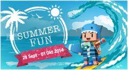 Dapatkan Bonus Token Hanya di Event Summer Fun Brick Force Online Indonesia