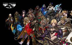 Terra Battle, Game Terbaru dari Kreator Final Fantasy Dapatkan Tanggal Rilis di App Store