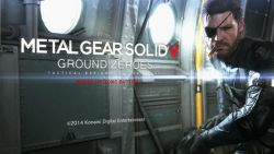 Hideo Kojima Umumkan Tanggal Rilis Metal Gear Solid 5: Ground Zeroes (PC)